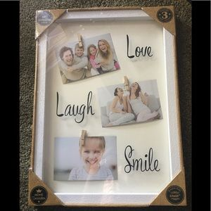 ♥️💕LARGE Photo Frame to hang on wall